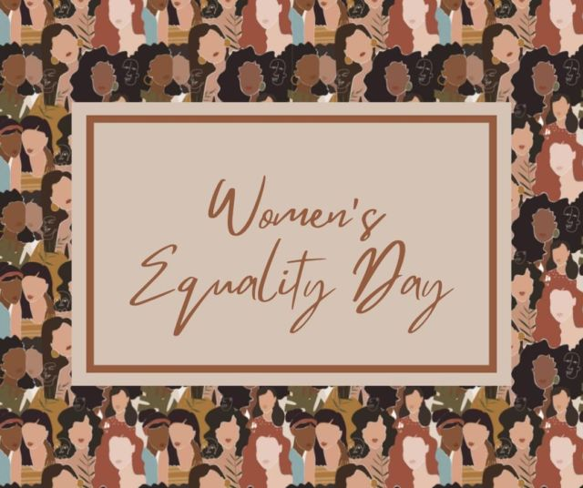 Today we celebrate Women's Equality Day! The strength, resilience, and determination of women is recognized today and everyday. Changing the world for the better to ensure that the futures of the next generation are brighter and full of even more opportunities and possibilities!   #WomensEqualityDay #GenderEqualityMatters