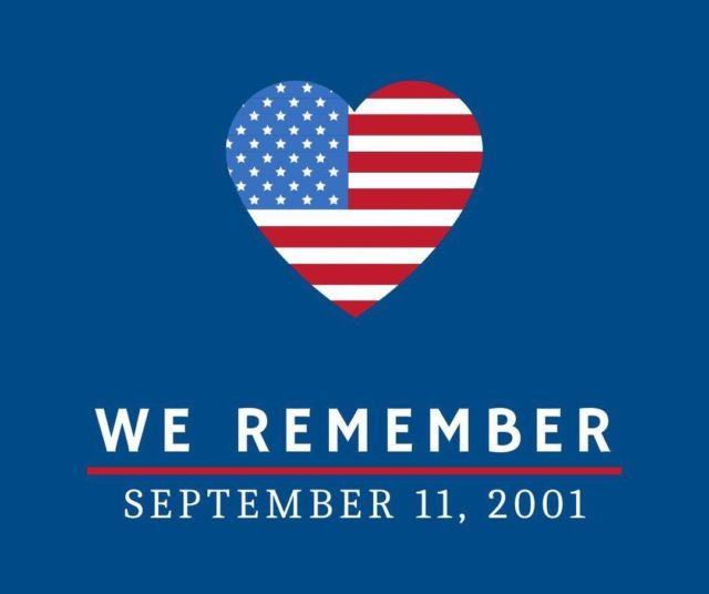 We remember the tremendous bravery, the tragedy and loss, and the overwhelming uncertainty we felt in the time that followed this harrowing day in our history.  We will never forget 9/11.  #neverforget #america